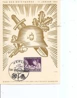 Allemagne - Journée Du Timbre ( Carte Commémorative De 1942 à Voir) - Deutschland