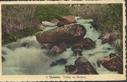 CPA Malmédy Vallée Du Bayhon En Couleur - Malmedy