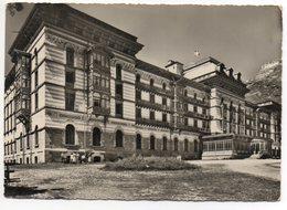 MALOJA Palais De La Jeunesse - GR Grisons