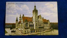 Chemnitz Neues Rathaus Germany - Chemnitz