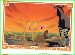 "Vignette Autocollant  PANINI "" Le Roi Lion 2 ""  Image N° 150 - Panini"