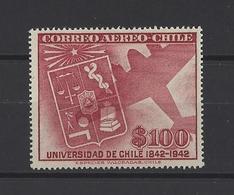 CHILI. YT  PA N° 68  Neuf *   1942 - Chili