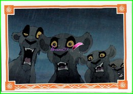 "Vignette Autocollant  PANINI "" Le Roi Lion 2 ""  Image N° 167 - Panini"