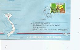 Vietnam Du Sud ( Lettre Par Avion De 1973 Vers L'intérieur à Voir) - Viêt-Nam