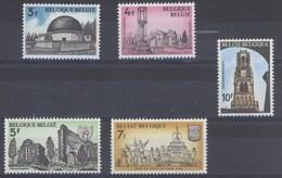 1974 Nr 1718-22** Postfris Zonder Scharnier.Historische Uitgifte II. - Belgique