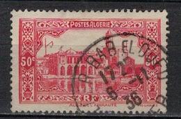 ALGERIE        N°  YVERT    112     OBLITERE       ( O   2/51 ) - Algérie (1924-1962)