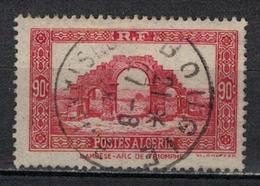 ALGERIE        N°  YVERT    115     OBLITERE       ( O   2/51 ) - Algérie (1924-1962)