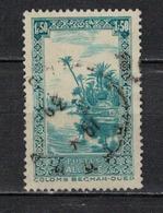 ALGERIE        N°  YVERT    118     OBLITERE       ( O   2/51 ) - Algérie (1924-1962)