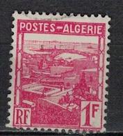 ALGERIE        N°  YVERT    165    OBLITERE       ( O   2/51 ) - Algérie (1924-1962)