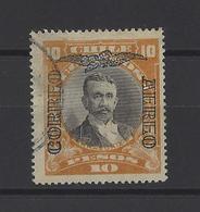 CHILI. YT  PA N° 12a  (surcharge Bleu)  1927 - Chili