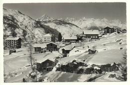 GRÄCHEN Im Winter - VS Valais
