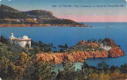 Le Trayas (83) - Villa Tunisienne Et Pointe De L'Esquillon - France