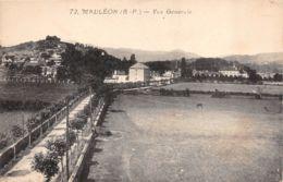 Mauléon (64) - Vue Générale - France