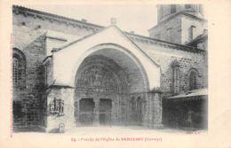 Beaulieu Sur Dordogne (19) - Porche De L'Eglise - France