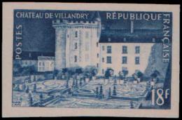 FRANCE Essais  995 Essai En Bleu: Chateau De Villandry - Essais