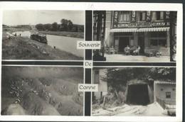 CPA Souvenir De Canne Albert Multivues - Riemst