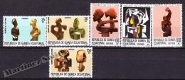 Equatorial Guinea -  Guinea Ecuatorial - Guinée Équatoriale 1984 Edifil 57- 62, Culture Time - MNH - Äquatorial-Guinea