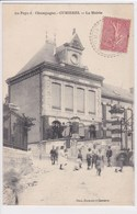 51 CUMIERES La Mairie ,groupe D'enfants - France