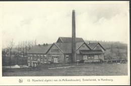 CPA Hombourg  Nijverheid Afgeleid Van De Melkveehouderij   Boterfabriek Te Hombourg - Blieberg