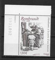 Série Artistique.Rembrandt Peintre Et Graveur Hollandais. - France