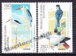 Equatorial Guinea -  Guinea Ecuatorial - Guinée Équatoriale 1992 Edifil 156- 57, Nature Protection - MNH - Guinea Ecuatorial