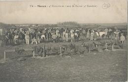 MEAUX 4° Hussards Au Camp De Bauval - Meaux