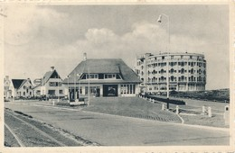 CPA - Belgique -  Flandre Occidentale - Westende - Résidence Belle-Vue Et Route Royale - Westende