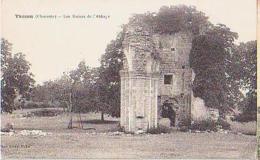 Tusson   186         Les Ruines De L'abbaye - Autres Communes