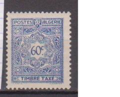 ALGERIE         N°  YVERT  :   TAXE    36    NEUF AVEC  CHARNIERES      ( Ch 1/22  ) - Algérie (1924-1962)