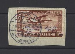 EGYPTE. YT  PA  N° 4  Obl  1931 - Poste Aérienne