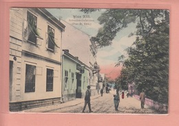 OLD POSTCARD AUSTRIA - OESTERREICH -  WIEN  XIII - SCHWEIZERTHALSTRASSE - OBER-ST. VEIT - Vienna