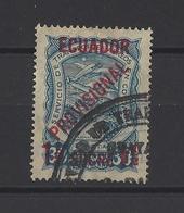 EQUATEUR. YT  PA  N° 4   Obl   1928 - Equateur