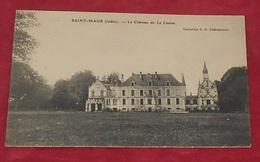 36 - Saint Maur - ( Indre ) - Le Château De La Lienne ------------- 488 - France