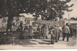 69 PONTCHARRA  Le Champ De Foire - Pontcharra-sur-Turdine