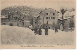 39 MOREZ-BAS, L'Hiver  - Le Viaduc Des Crottes - Morez