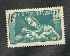 FRANCE = UN TIMBRE  POSTE   N° 419 NEUF ** - Nuovi