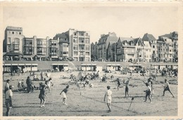 CPA - Belgique -  Flandre Occidentale - Westende - Centre De La Digue - Westende