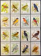 # Malawi 1988** Mi.501-16 Birds , MNH [26;39] - Birds