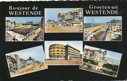 CP - Belgique -  Flandre Occidentale - Westende - Bonjour De Westende - Westende