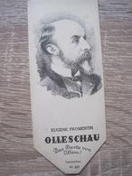 Olleschau Lesezeichen Bookmark Nr. 837  Eugene Fromentin 21 - Lesezeichen