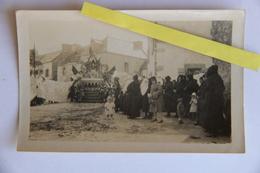 Finistère Ile De Sein Photo 11x7  Fête Dieu Année 30 - Autres Communes