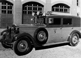 Martini SA  -  Rettungswagen  -  Carroserie Reinbolt & Christe  -  1931  -  CP - Voitures De Tourisme
