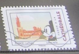 """Mickey """"Fugue à La Cathédrale"""" - France - 2018 - France"""