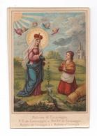 Madonna Di Caravaggio, Notre-Dame, Nuestra Senora - Santini