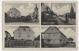 8622 Kirche U. Pfarrhaus, Schule,  Dorfpartie Etc. - Germania