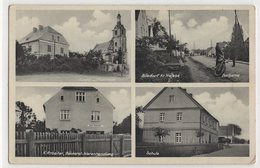 8622 Kirche U. Pfarrhaus, Schule,  Dorfpartie Etc. - Allemagne