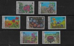 Serie De Grecia Nº Yvert 1715/21 ** FLORES (FLOWERS) - Grecia
