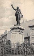 Le Puy (43) - Statue Lafayette - Le Puy En Velay