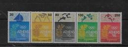 Serie De Grecia Nº Yvert 1735a ** DEPORTES (SPORTS) - Grecia