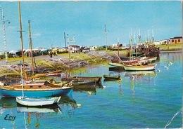 GRANDCAMP LES BAINS (14) - Le Bassin Des Yachts Et Le Camping - 1973 - Le Goubey 1 - Frankreich